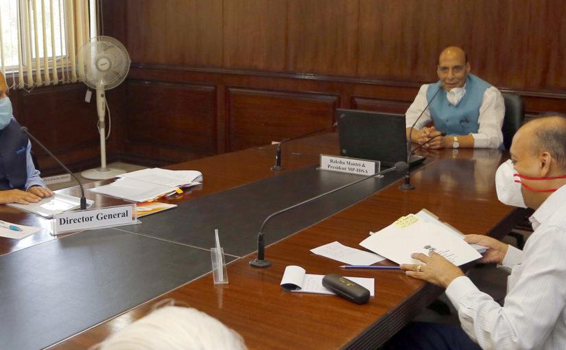 Raksha Mantri Shri Rajnath Singh calls for India to become a net exporter of technology as DRDO celebrates National Technology Day