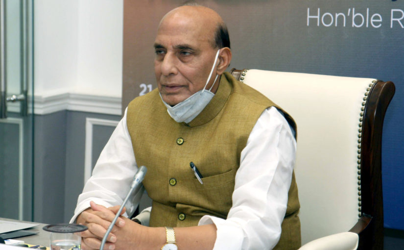 Raksha Mantri Shri Rajnath says Rafales have given a timely boost to IAF's capabilities