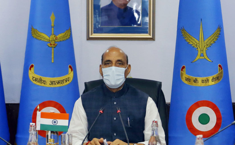 INDIAN AIR FORCE COMMANDERS' CONFERENCE – JULY 2020