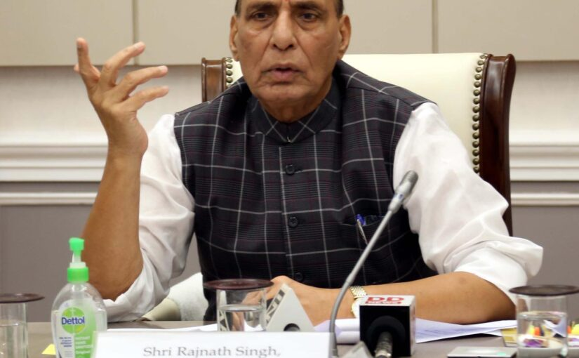 Big boost to Make in India: Defence Acquisition Council headed by Raksha Mantri Shri Rajnath Singh approves proposals to procure equipment worth Rs 27,000 cr from domestic industry