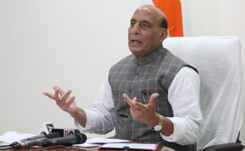 RM Shri Rajnath Singh Address the students at the Convocation of IIM, Ranchi