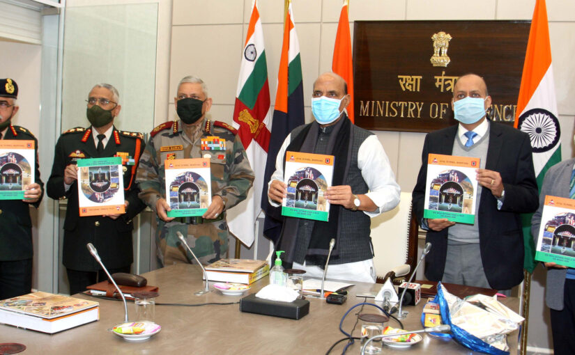 Raksha Mantri Shri Rajnath Singh Inaugurates Webinar on Atal Tunnel